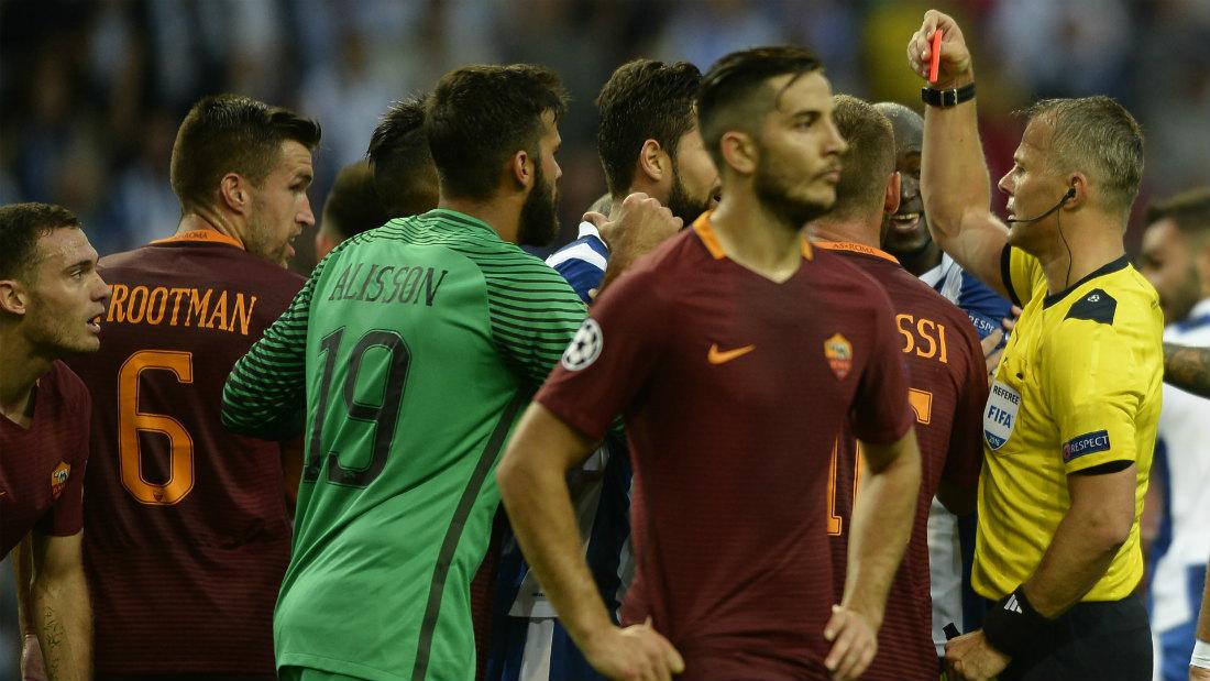 Roma   Porto: Roma Berhasil Mencuri Poin Dari Porto Di Liga Champions